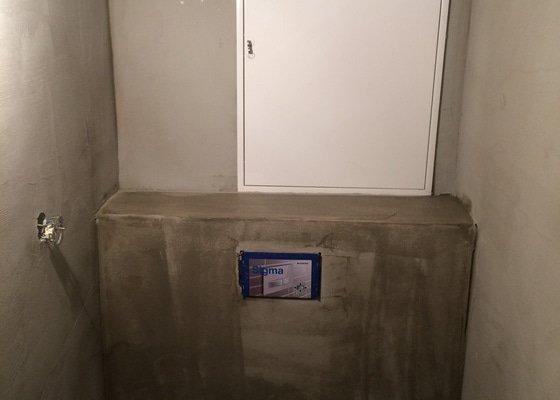 Přestavba koupelny