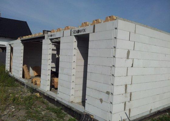 Technický dozor pro stavbu RD v pasivním standardu