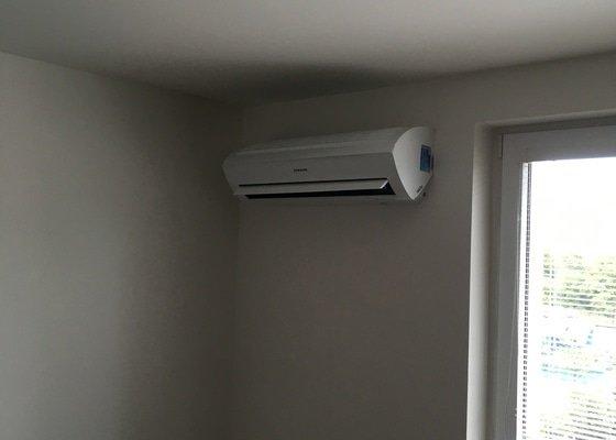 Klimatizace do RD