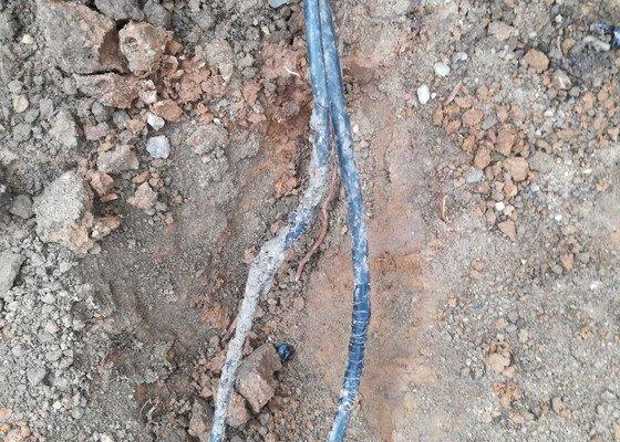Oprava elektrického kabelu