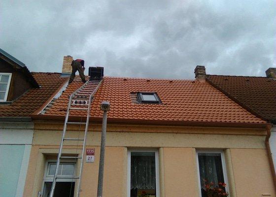 Pokladka strechy
