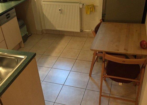Výměna podlahy