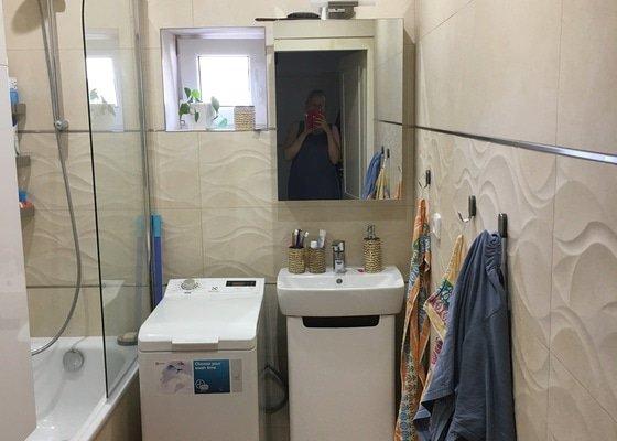 Rekonstrukce koupelny, WC