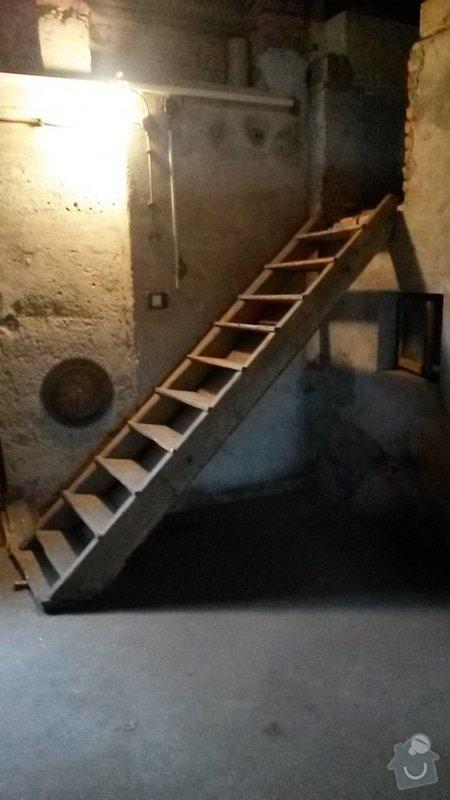 Fotogalerie K Poptávce Výroba Dřevěných Schodů