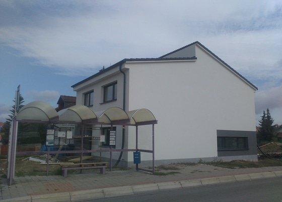 Zateplení  RD domu Ivanovice
