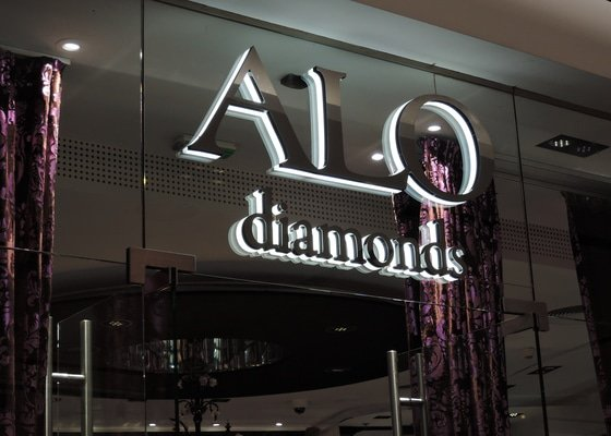 Alo diamonds Praha Chodov