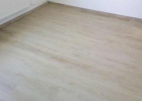 Pokladka vinylové podlahy