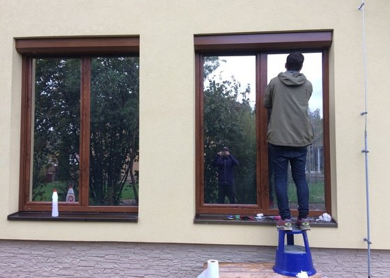 Folie na okna