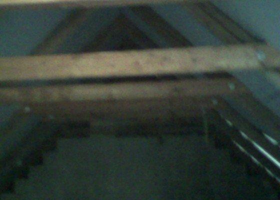 Rekonstrukce střešní krytiny