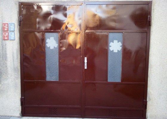 Oprava garazovych vrat