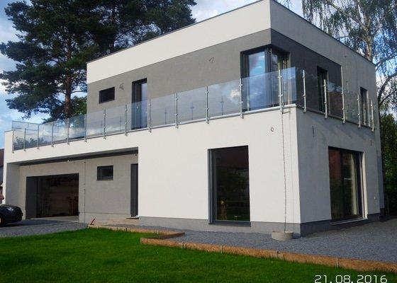 Pasivní rodinný dům - Benešov