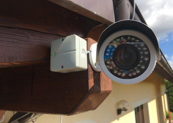 Montáž CCTV - Kamerového systému