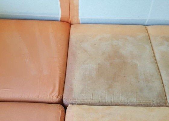 Čištění koberců a sedačky