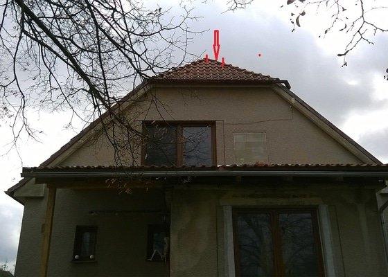Malé opravy střech