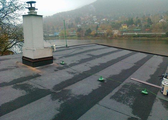 Pokrytí střechy
