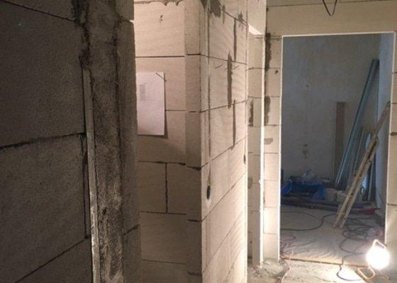 Rekonstrukce bytu Praha 10