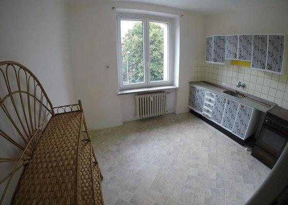 Rekonstrukce bytu - Teplice ul. Liberecka