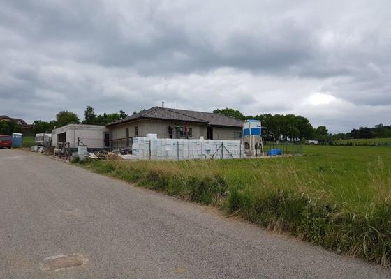 Nízkoenergetický dům v Zaječicích