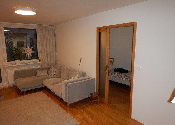 Rekonstrukce panelového bytu 91m2 Praha
