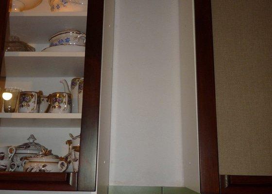 Zhotovení závěsné kuchyňské skříňky