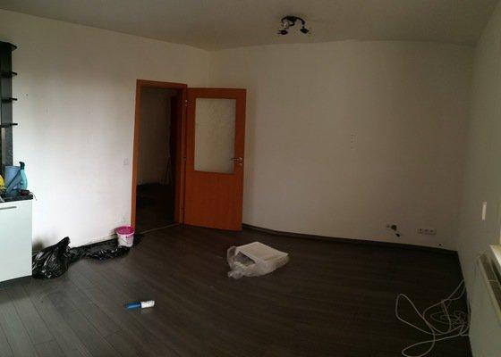 Malirske prace - 3 pokoje
