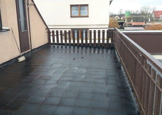 Oprava ploché střechy