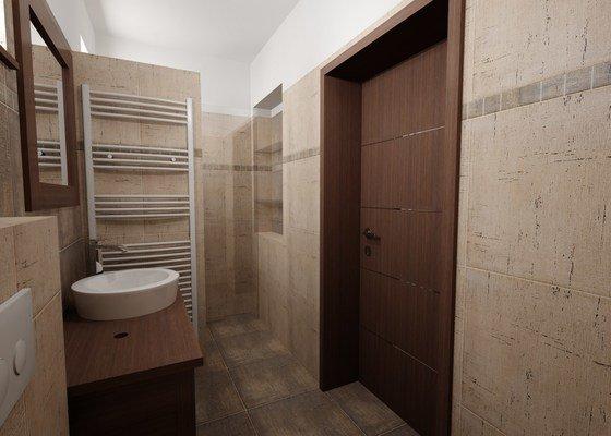 Dlazba a obklad koupelny
