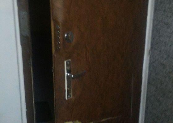 Čalounění dveří
