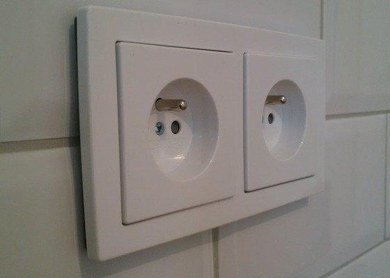 Komplet rekonstrukce elektriky ve starém bytě