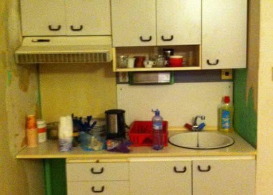 Výměna kuchyně