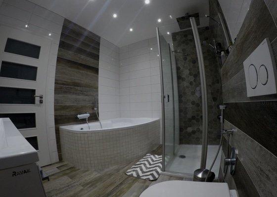 Rekonstrukce bytu a koupelny