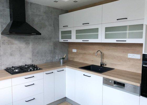 Kompletní rekonstrukce bytu v Brně - Bystrci