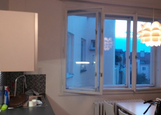 Renovace/repase špaletového okna