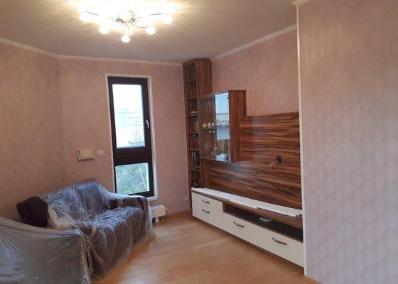 Oprava a dekorační úpravy bytu