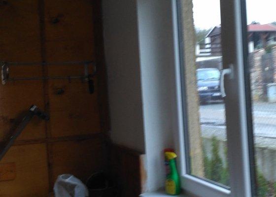 Vymalování domu - spěchá !