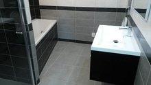 Výstavba nové koupelny v RD
