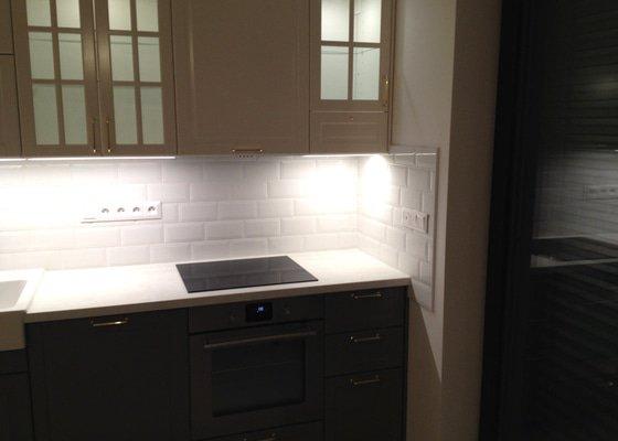 Montáž kuchyně z IKEA