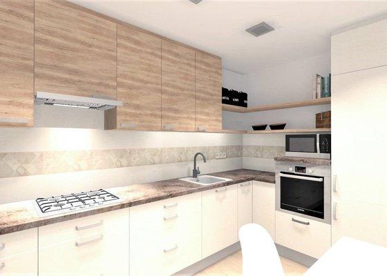 Kompletní rekonstrukce bytu v Bystrci
