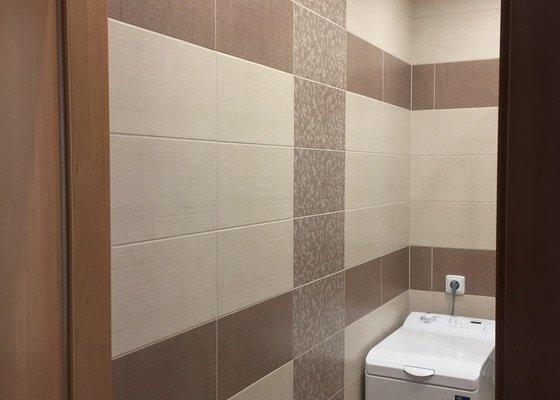 Koupelna v panelovém domě