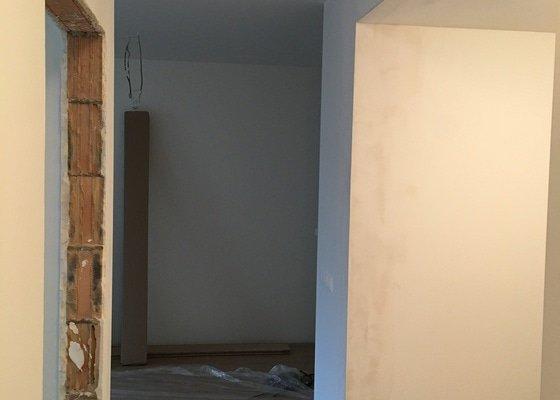 Oprava sádrokartonového stropu