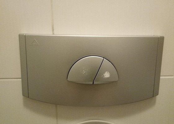 Oprava splachování wc