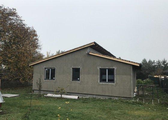 Stavba RD V Dobříči