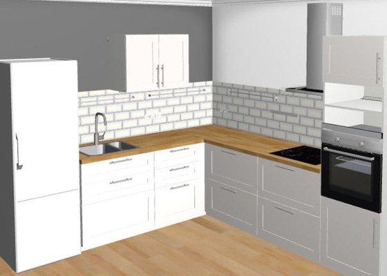 Instalace a montáž kuchyně IKEA