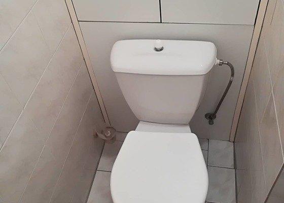Rekonstrukce koupelny v panelovém domě