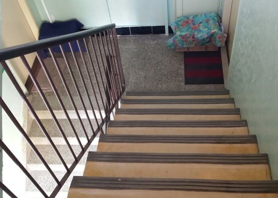 Pravidelný úklid společných prostor domu
