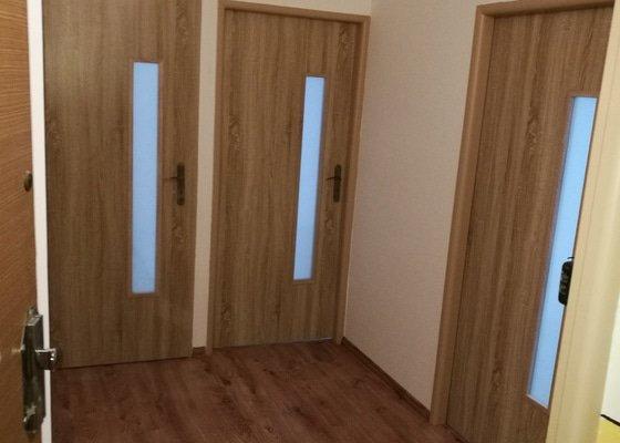 Rekonstrukce panelového bytu 2+1