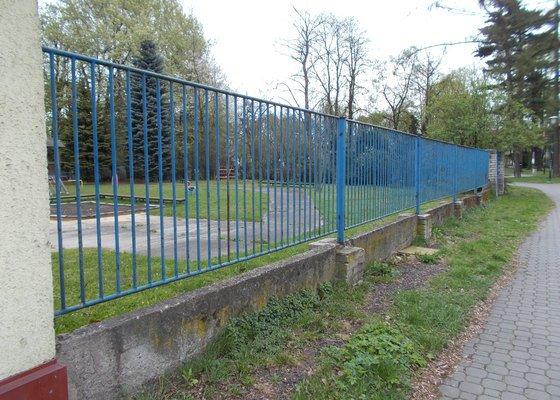 Opravy plotů
