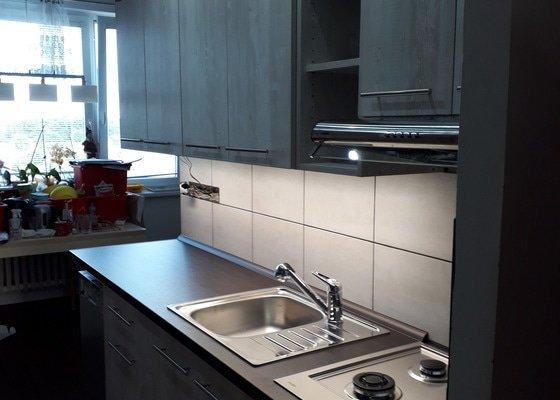 Kuchyň v paneláku