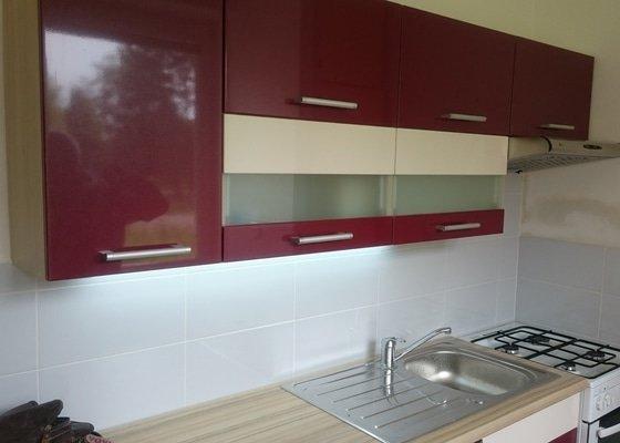 Rekonstrukce bytového jádra a kuchyně  Brno