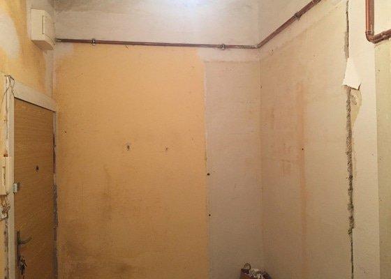 Rekonstrukce a malba stěn